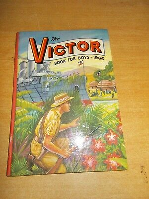 The Victor Book for Boys 1966 Annual