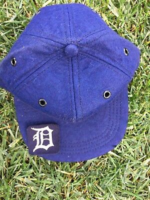 AWESOME Old 1960's MINT Unused Vintage Baseball Wool Hat ANTIQUE Fitted CIRCA