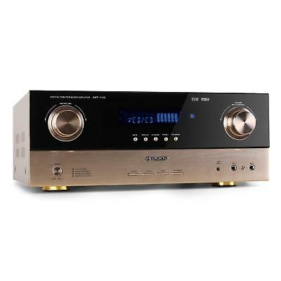 [Occasion] Ampli Hifi Pa Home Cinema Karaoke Recepteur Radio Son Surround 5.1 7.