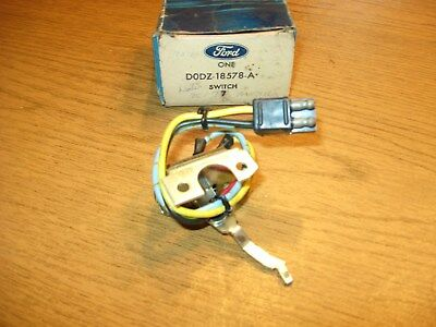 1970 71 72 73 74 75 Ford Maverick Mercury Comet Heater Switch NOS