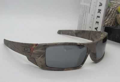 62736a8a91b OAKLEY woodland camo black iridium GASCAN OO9014 03-483 sunglasses! NEW IN  BOX