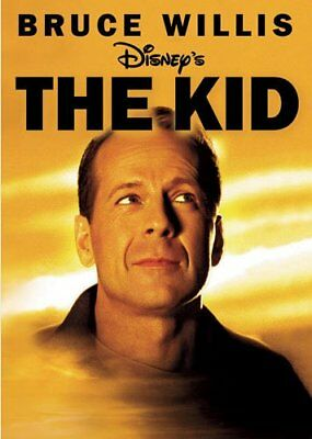 THE KID New Sealed DVD Disney Bruce Willis