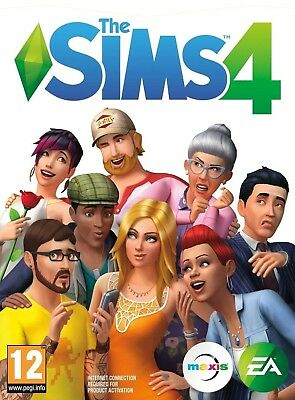 The Sims 4 - PC & MAC - Digital Download - Special Low Price - Limited Offer