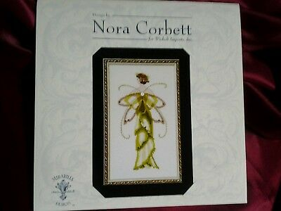 "Nora Corbett ""Amaryllis"" Spring Garden Party Collection Cross Stitch Chart"