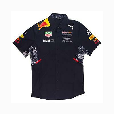 Official Red Bull Racing Team Shirt