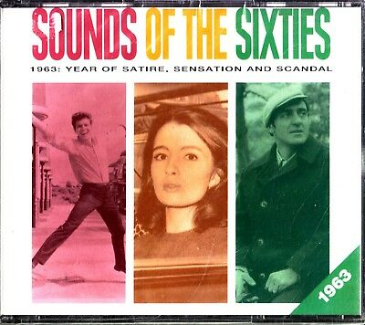 READERS DIGEST-Sound Of The Sixties-1963 SEALED* Best 60s Pop/Rock Bob Dylan