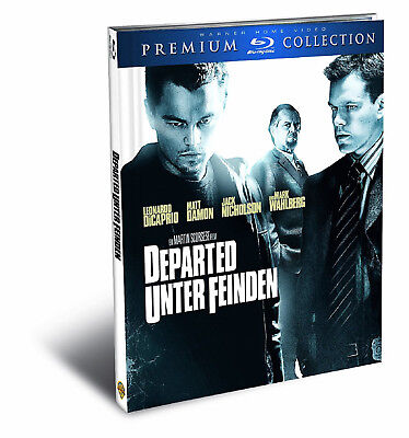 Departed - Unter Feinden - Limited Collector's Book (Blu-ray) NEU&OVP!