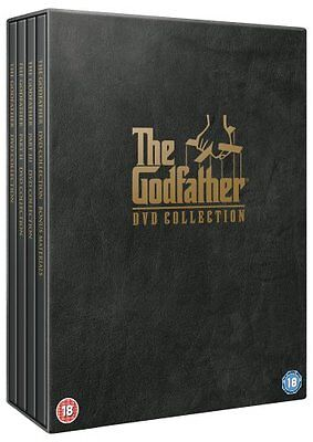 The Godfather Trilogy (DVD Box Set)