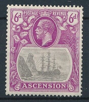 [30226] Ascension 1924 Good stamp Very Fine MH Value $70