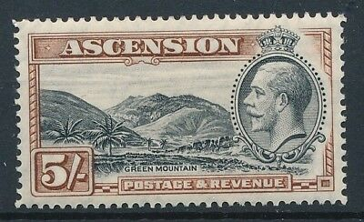 [30228] Ascension 1934 Good stamp Very Fine MNH