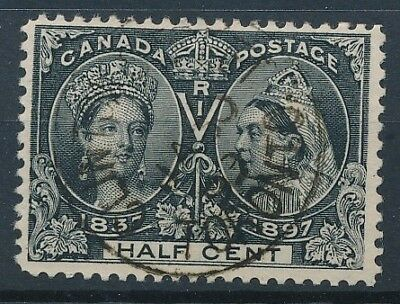 [39760] Canada 1897 Good stamp Very Fine used Value $115