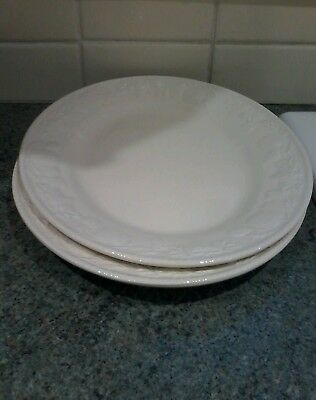 Bhs Lincoln Pair Of Oval Platters Excellent