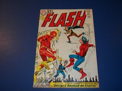 Flash #129 Silver Age VG/VG+ 2nd Golden Age Flash Wow