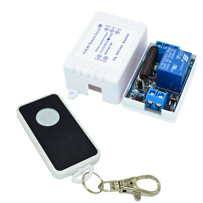 433Mhz Wireless Remote Control Switch 5V/12V/24V Relay Module Light Dimmer