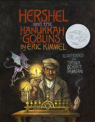 Hershel and the Hanukkah Goblins, ,0823407691, Book, Good