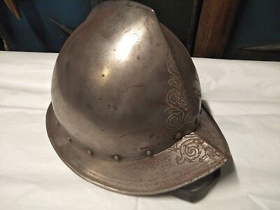 The Chronicles Of Narnia Prince Caspian Telmarine Helmet Screen Used Prop