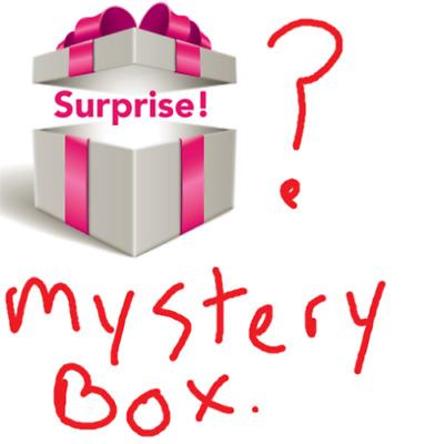 $7.99 Mysteries Box, Christmas Gift, Anything possible, New Toys, Kid's Theme
