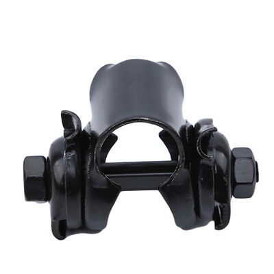 Black Saddle Code Bicycle Seat Conversion Screw Connector Clip Buckle Clip Fixed