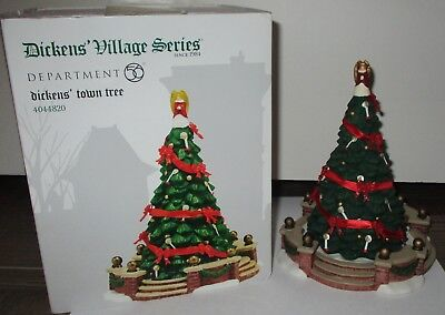 Department 56  Dickens Village Town Tree Accessory  (4044820) In Box