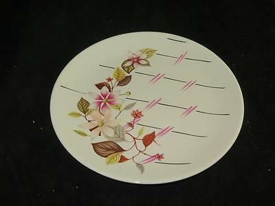 Replacement China Dinner Plate Myott Son & Co 1930s Pink Blossom Pattern