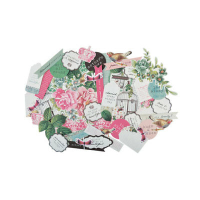 *A&B* KAISERCRAFT Scrapbooking Collectables - Oh So Lovely - CT823