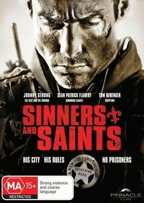 Sinners and Saints = NEW DVD R4