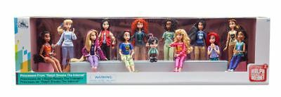 Vanellope with Princesses from Ralph Breaks the Internet Doll Set (NIB)