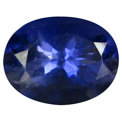 1.46 ct AAA Amazing Oval Shape (9 x 7 mm) Iolite Natural Loose Gemstone
