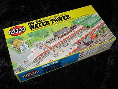 Airfix Ho / Oo Model Railway Kit Acqua Torre Non Assemblato in Tipo 6 Box