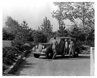 1938 Packard Eight Touring Sedan Factory Photo uc3454-Y8A949