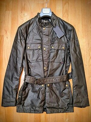 Belstaff Size 71050045 Faded Wax Olive Jacket 56us Roadmaster PxrqSHP