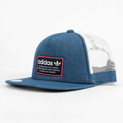 58592f6f ... low price adidas originals trefoil ii trucker hat cap thrasher snapback  patch relaxed logo ae174 38108