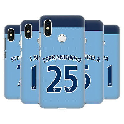 Manchester City Man City Fc Player Home Kit 2016/17 2 Case For Xiaomi Phones