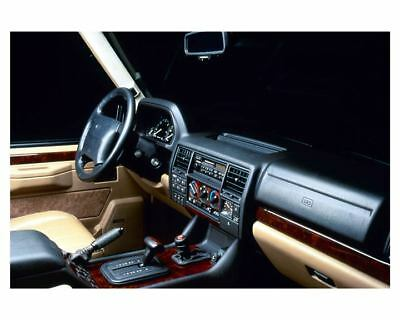 1995 Range Rover County LWB Interior Factory Photo uc5091