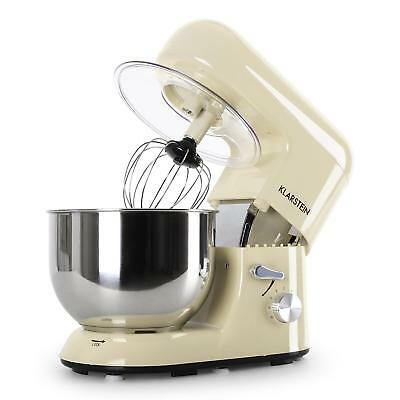 [Occasion] Robot Menager Patissier Multifonction Bol Melangeur 5,2L 1200W Inox