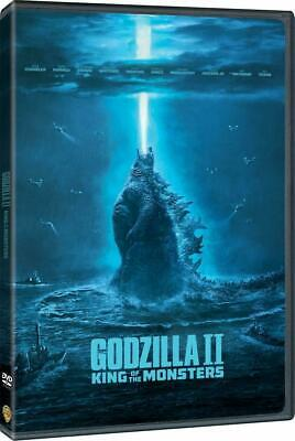 Dvd Godzilla 2 King of the Monsters (2019) .....NUOVO
