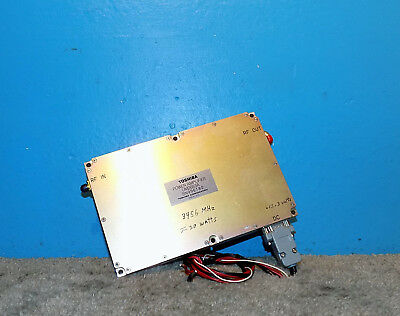Toshiba UM2683A Linear Power Amplifier 3.5GHZ 1mW in 20W Out Free Shipping