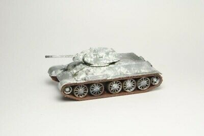Russian WWII T-34/76 Flame Tank SDV 87156 New 1/87 Scale Plastic Kit