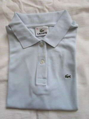 Courtes Taille Femme Shirt Neuf Polo Manches Lacoste Eur 25 40 SWcIw4Ua