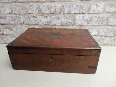 vintage old box old WOOD antique box treen