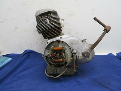 Ducati 125cc Bronco, Engine, Incomple, Early 60's, Turns Over  LQ@@K  D414