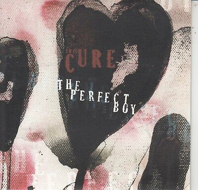 """7""""-   The Cure = The Perfect Boy / Without You ......................2008"""