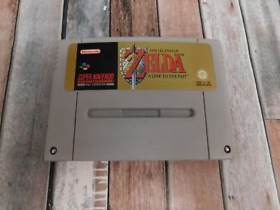 THE LEGEND OF ZELDA: A Link To The Past Super Nintendo SNES Cart Only PAL - L10