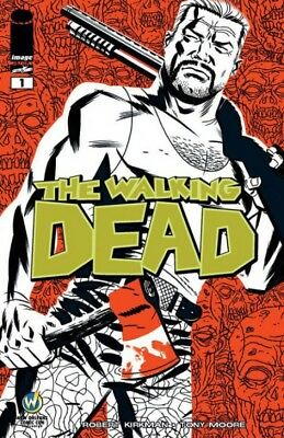 The Walking Dead #1 Comic Book [Wizard World New Orleans Variant Cover]