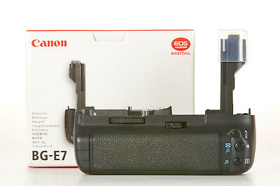 CANON BGE7 Vertical Battery for 7D  -  8132