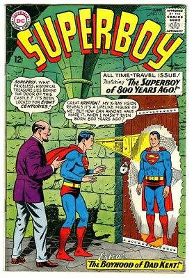 Superboy #113 (1963) VG New DC Silver Age Collection