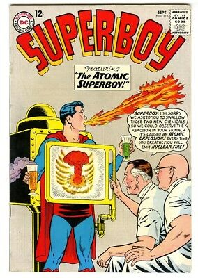 Superboy #115 (1963) Fine New DC Silver Age Collection