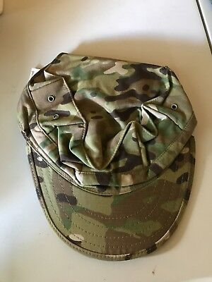 U.S. Navy multi-cam, 8 point hat / cover size small (new)
