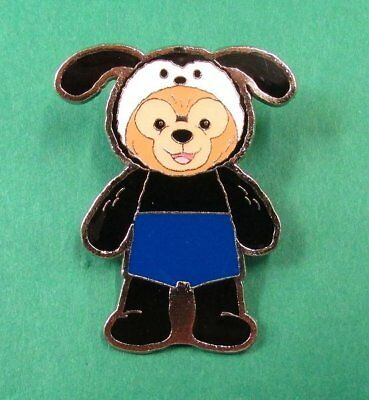 Disney Pin HKDL - Duffy Bear Costume Collection - Duffy as Oswald