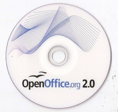 2018  Open Office Suite Word Processor CD and Direct Download for Windows!!!